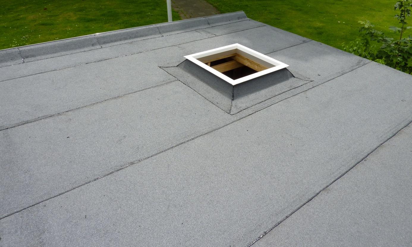 Prieel gemineraliseerde dakbedekking laban dakwerk - Bitumen van judee ...